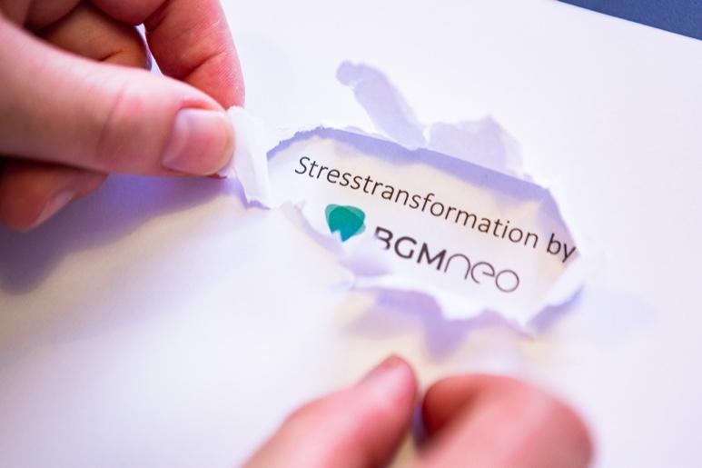 BGM neo Stresstransformation: Der Umgang mit Stress zur aktiven Stressbewältigung