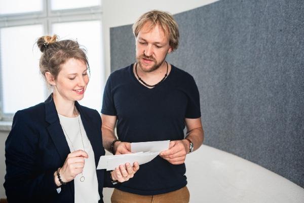 Franz Hammer und Dr. Sarah Siefen zu den wesentlichen Schritten im BGM Prozess