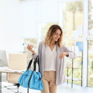 Firmenfitness zur Aktivierung am Arbeitsplatz mit BGM neo