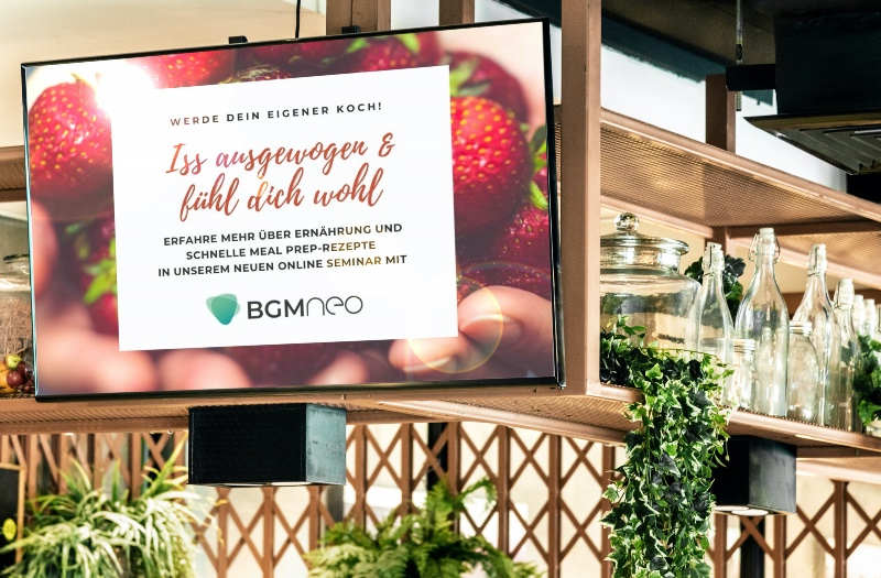 Interne BGM-Kommunikation zum internen Marketing der BGM-Maßnahmen